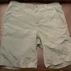 Mens Columbia Sz 32 Shorts